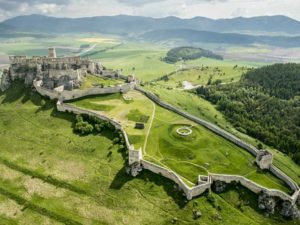 Спішський замок/Spišský hrad